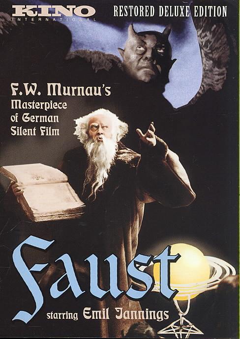 FAUST BY MURNAU,F.W. (DVD)