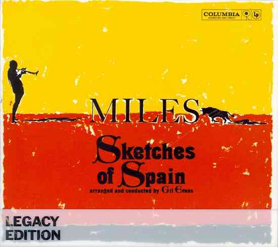 SKETCHES OF SPAIN:50TH ANNIVERSARY (L BY DAVIS,MILES (CD)